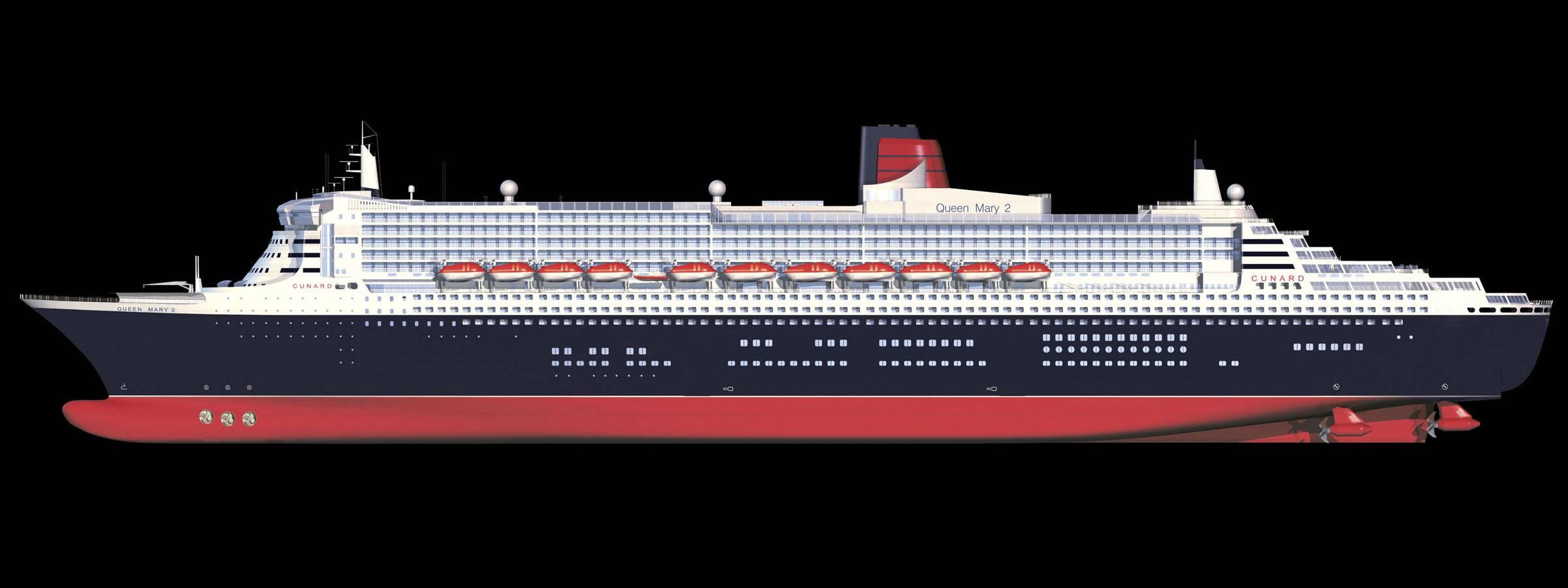 Cunard QM2 Cruises 8444427847 Cruise Cunard QM2 Caribbean Mexican Rivier